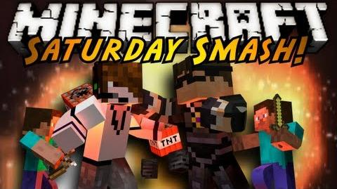 Minecraft Mini-Game SATURDAY SMASH EPISODE 1!
