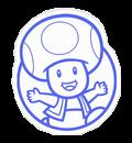 Toad icon un