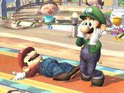 Mario dead