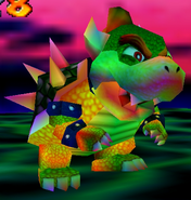 Rainbow Bowser N64 2