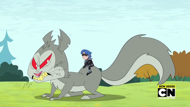 Archivo:S1 E5 Tyler on a squirrel beast.png