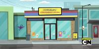 Cornbury Convenience Store