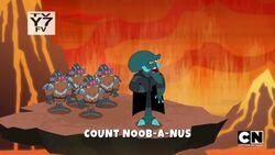Count Noob-a-Nus