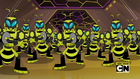 S1 E18 Swarm Troopers