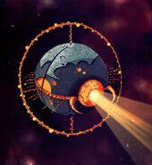 Unicron-Planet-Mode