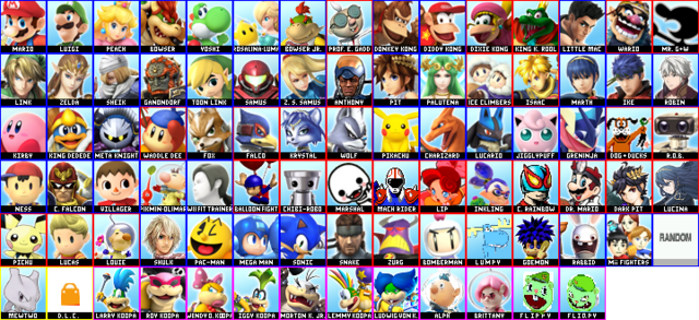 File:Wii U Roster.png