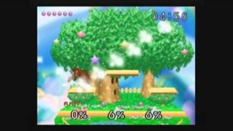 Kirby Team in 10 Seconds as DK-0