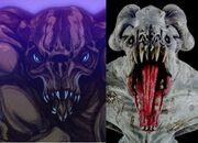 Cloverfield monster comparison