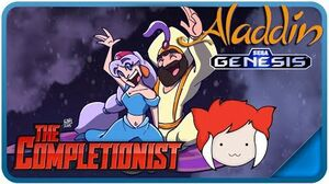 Disney's Aladdin Sega Genesis - The Completionist ft. Dodger Ep