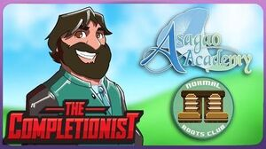 The Completionist® - Asagao Academy Normal Boots Club PLEASE DATE ME