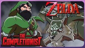 The Completionist - Zelda Twilight Princess HD The Darkest Zelda Game?