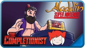 Aladdin - SNES - Arabian Dodger - The Completionist Ep