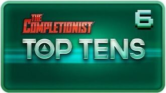 Top Ten SNES Games - The Completionist