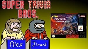 CONTRA 3 THE ALIEN WARS - Super Trivia Bros