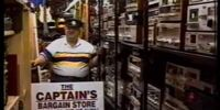 The Captain (Bargain store owner)
