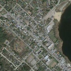 Rawdon, Quebec from Above