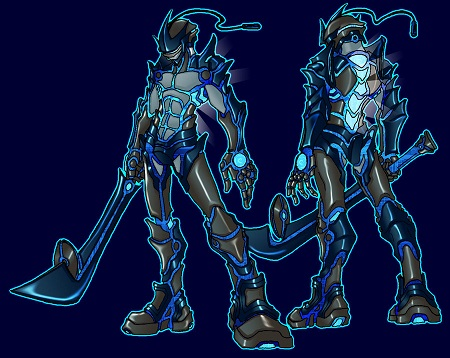 Armor Mekkano