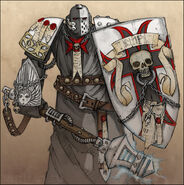 Templar Order Heavy Knight