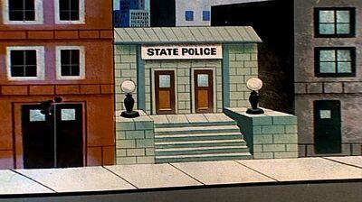 California State Police Headquarters