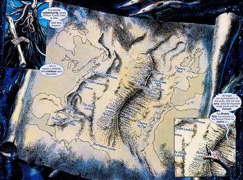 Map of atlantis dcu