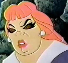 Superstein's mother