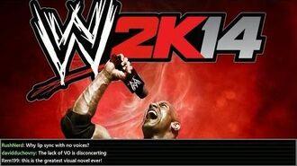 Stream Friend - WWE 2K14 p.1-0