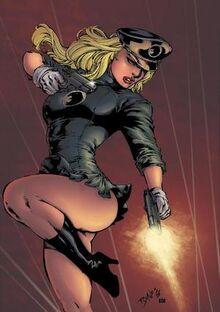 Lady Blackhawk