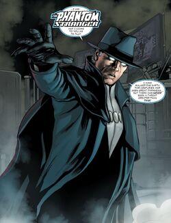 Phantom Stranger Prime Earth 001
