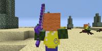 Orange Wool (Black Desert II)