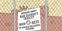Rockland County Max Security Facility