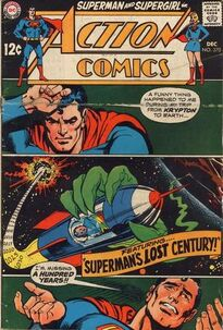 Action Comics Issue 370