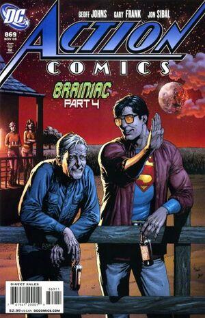 Action Comics 869