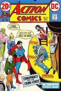 Action Comics Issue 417