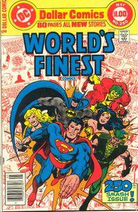 World's Finest Comics 250