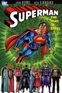 Superman: The Man of Steel (trade paperbacks)