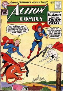 Action Comics Issue 277