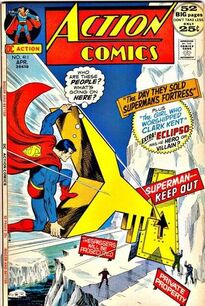 Action Comics Issue 411