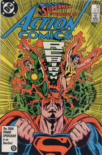 Action Comics Issue 582