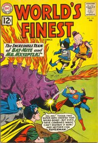 World's Finest Comics 123