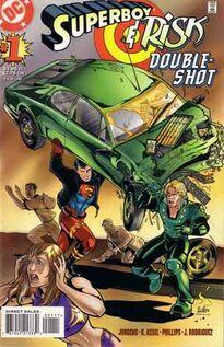Superboy Risk Double-Shot 1