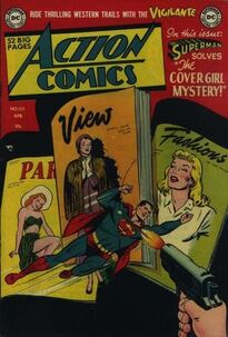 Action Comics Issue 155