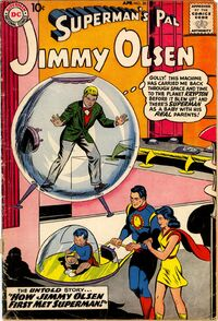 Supermans Pal Jimmy Olsen 036