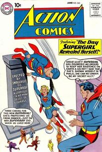 Action Comics Issue 265