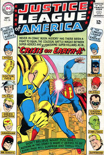 Justice League of America Vol 1 38