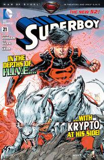 Superboy Vol 6 21