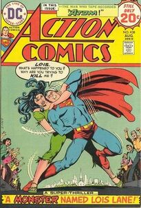 Action Comics Issue 438
