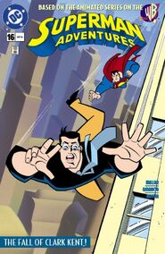 Superman Adventures 16
