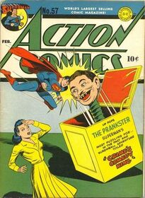Action Comics Issue 57