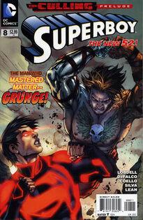 Superboy Vol 6 8