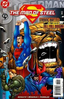 Superman Man of Steel 130